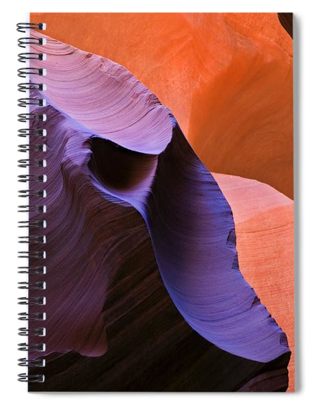 Sandstone Apparition Spiral Notebook