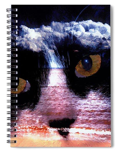 Sandy Paws Spiral Notebook