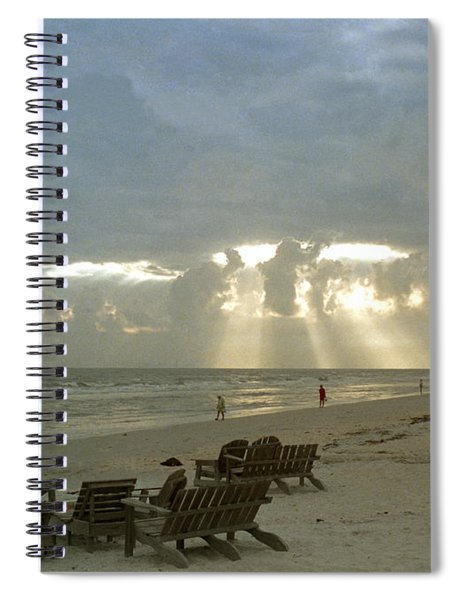 Sanibel Island Fl Spiral Notebook