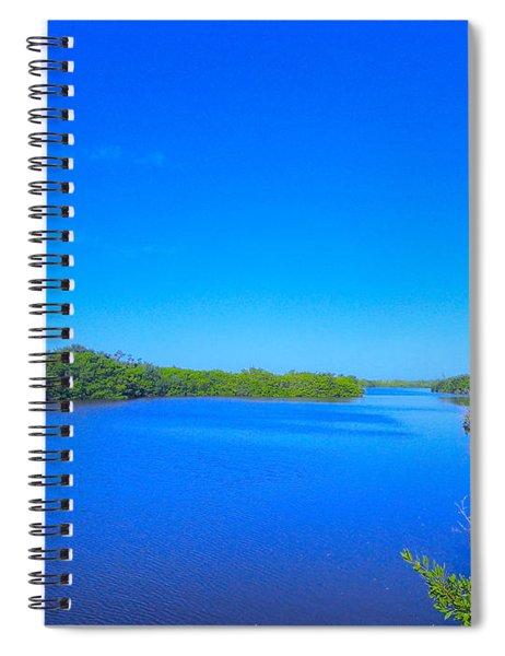 Sanibel Island, Florida Spiral Notebook