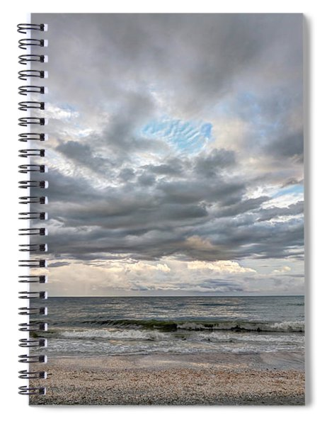 Sanibel Island Seashells Spiral Notebook