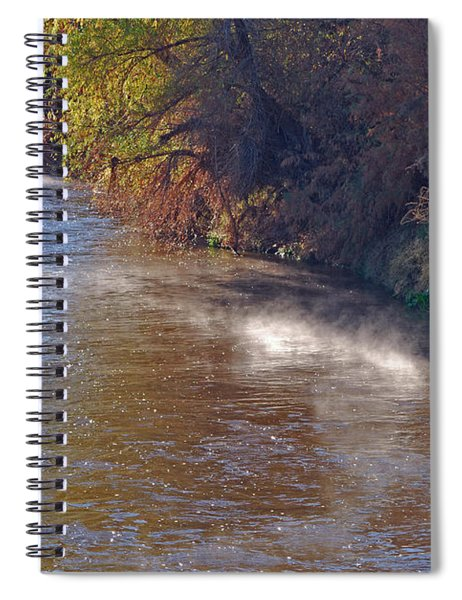Santa Cruz River - Arizona Spiral Notebook