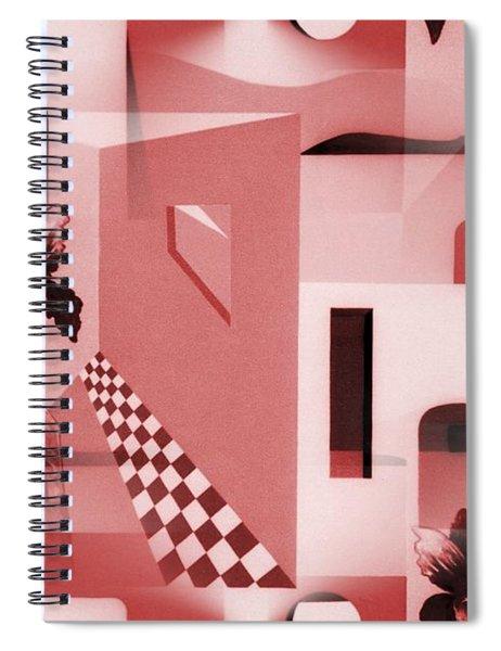 Santa Fe Adobe - #2 Spiral Notebook