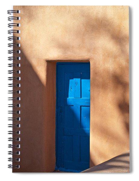 Santa Fe Portal Spiral Notebook
