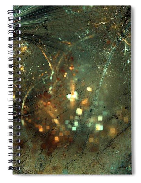 Saturation Spiral Notebook