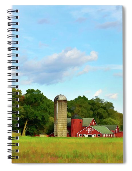 Sauer Farm, Mt. Marion Spiral Notebook
