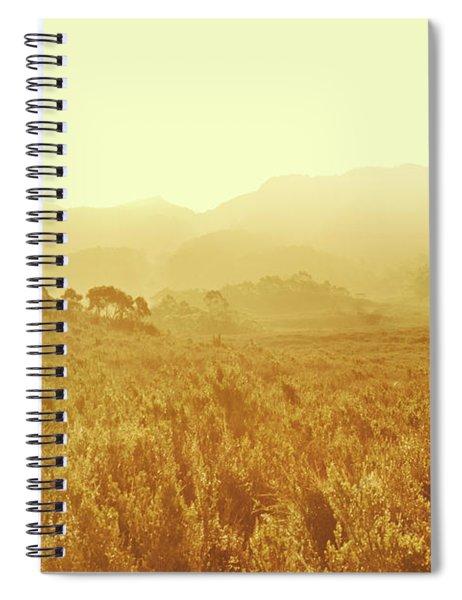 Savannah Esque Spiral Notebook