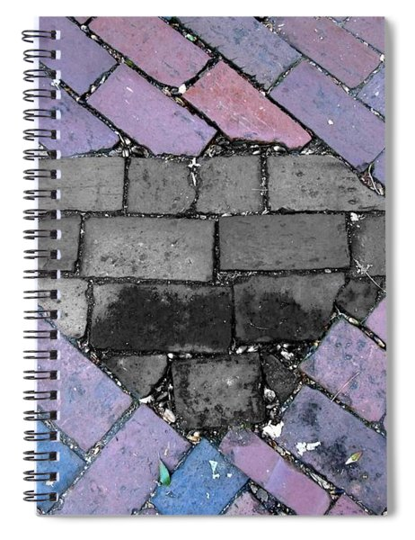 Savannah Gray Spiral Notebook