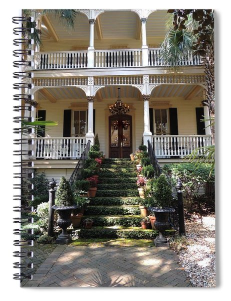 Southern Style Spiral Notebook
