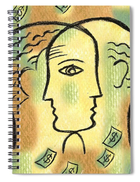 Savings Spiral Notebook
