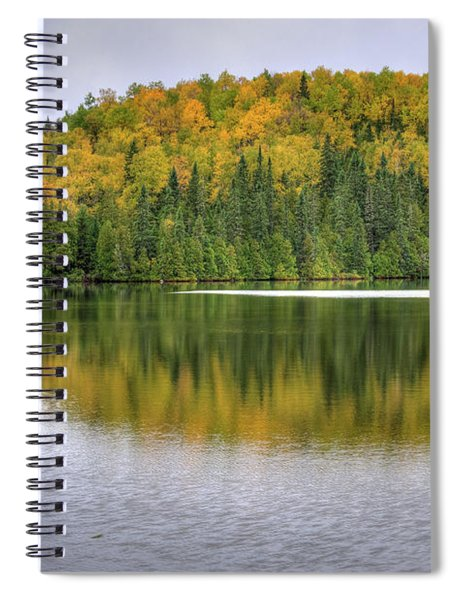 Jock Mock Lake Spiral Notebook