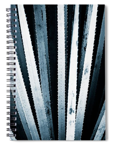 Sawtooth Spiral Notebook
