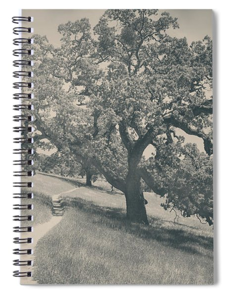 Say You Love Me Again Spiral Notebook