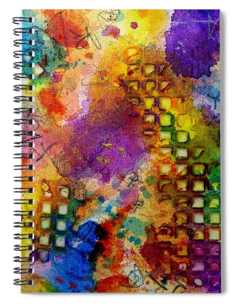 Say You Will Spiral Notebook