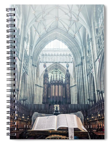 Say Your Prayers Spiral Notebook