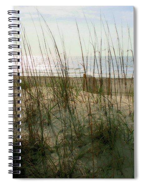 Scene From Hilton Head Island Spiral Notebook