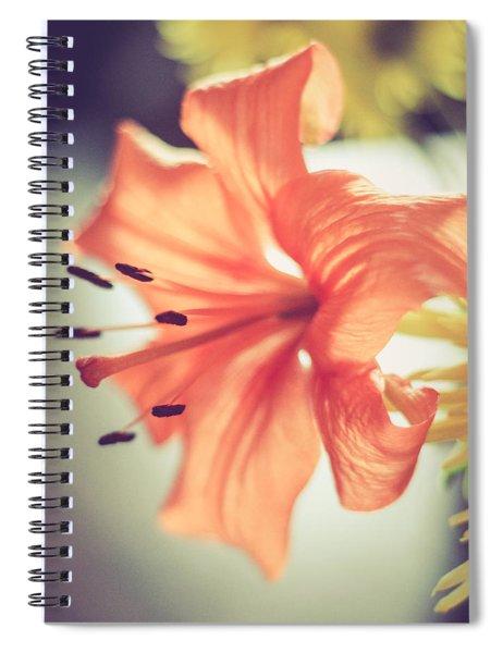 Scent Of Spring Spiral Notebook