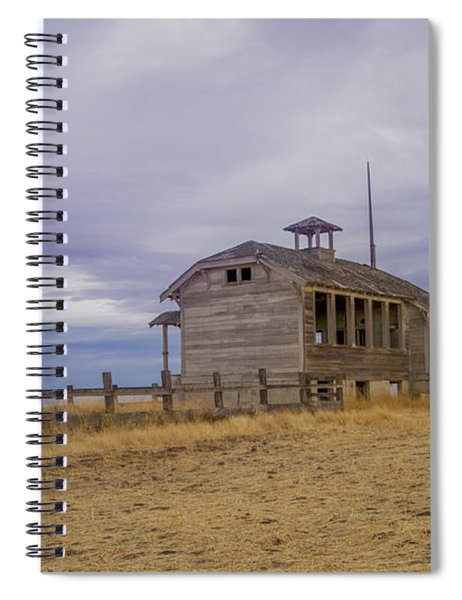 School House Spiral Notebook
