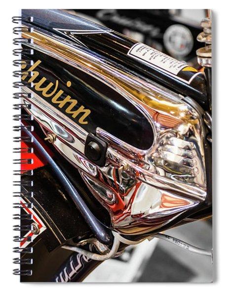 Schwinn Class Spiral Notebook