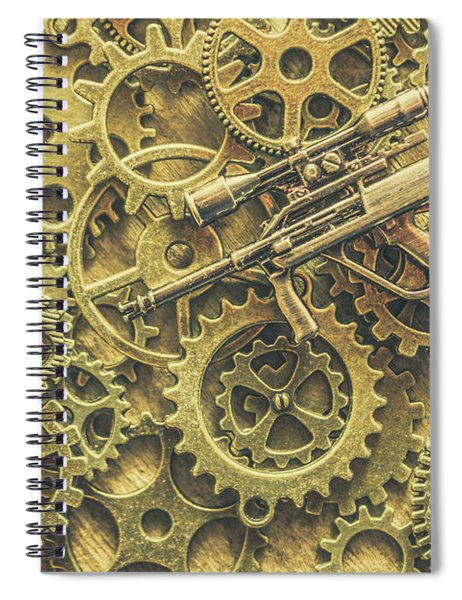 Scope Of Special Forces Spiral Notebook
