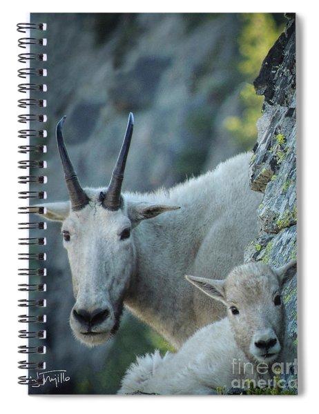 Scotchman Family Spiral Notebook