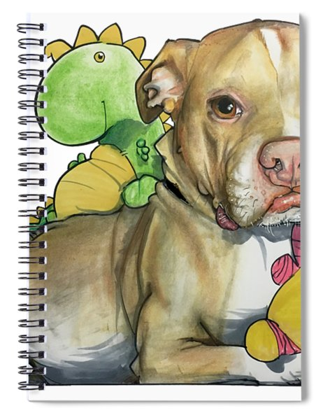Scott 3290 Spiral Notebook