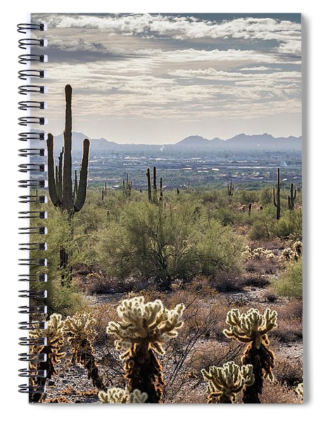 Scottsdale Arizona Spiral Notebook