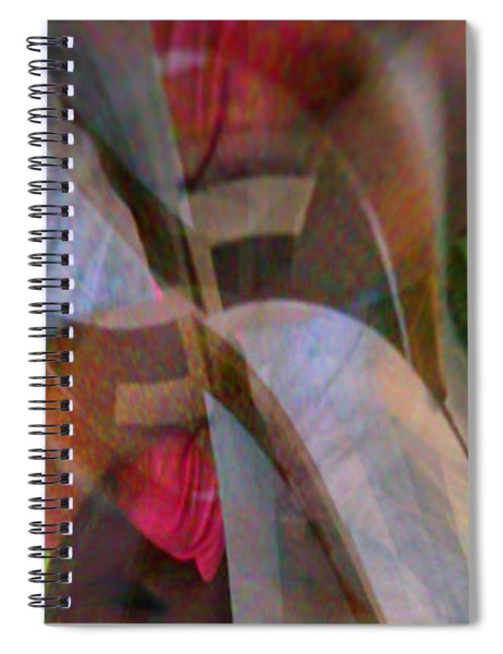 Sea And Song Spiral Notebook