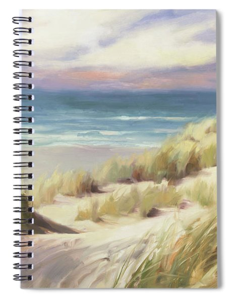 Sea Breeze Spiral Notebook