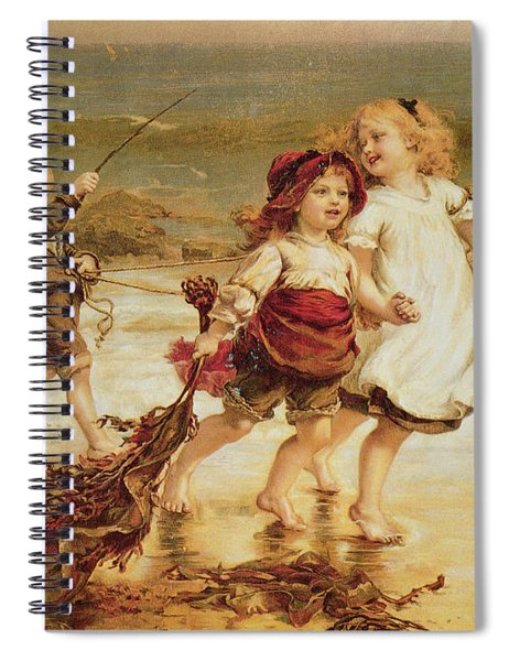 Sea Horses Spiral Notebook