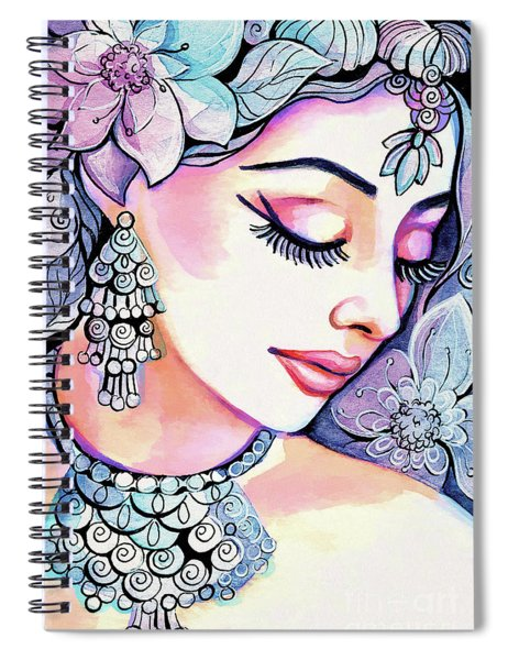 Sea Mist Spiral Notebook