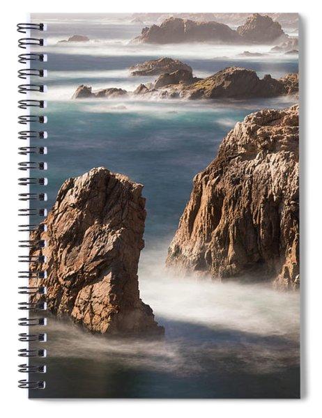 Sea Stacks  Spiral Notebook