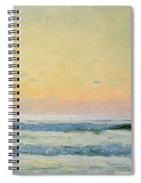 Sea Study Spiral Notebook