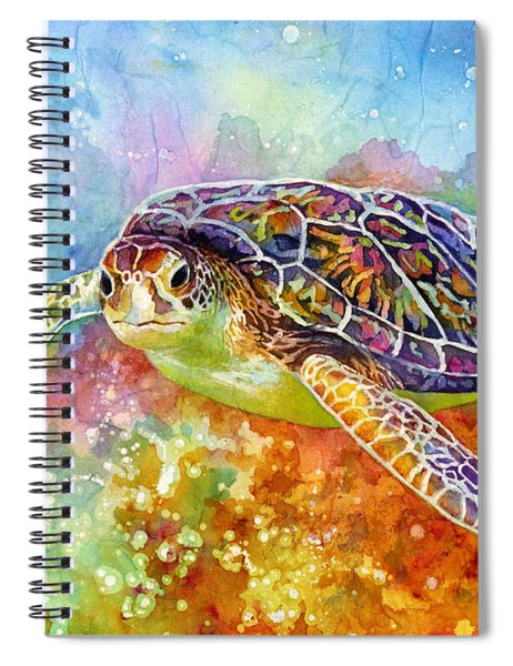 Sea Turtle 3 Spiral Notebook