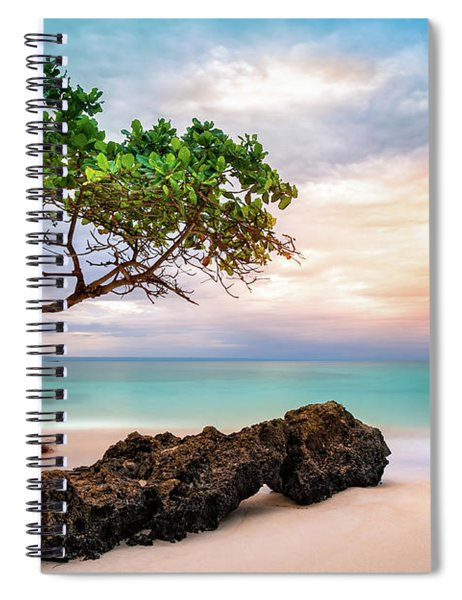 Seagrape Tree Spiral Notebook