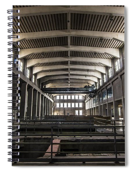 Seaholm Power Plant Spiral Notebook