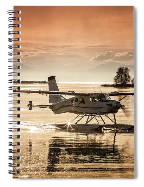 Seair Beaver 1 Spiral Notebook