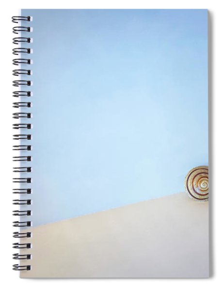 Seashell By The Seashore Spiral Notebook