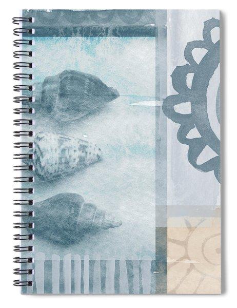 Seashells 2 Spiral Notebook