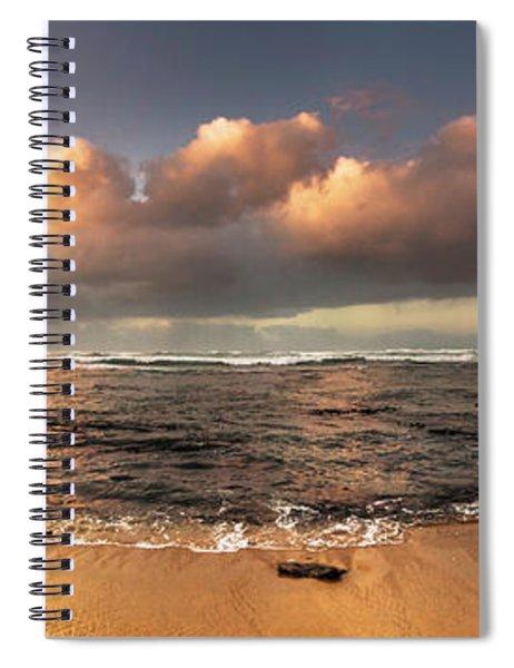 Seashore Splendour Spiral Notebook