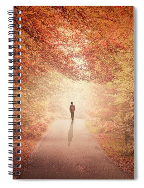 Season Of Hollow Soul Spiral Notebook