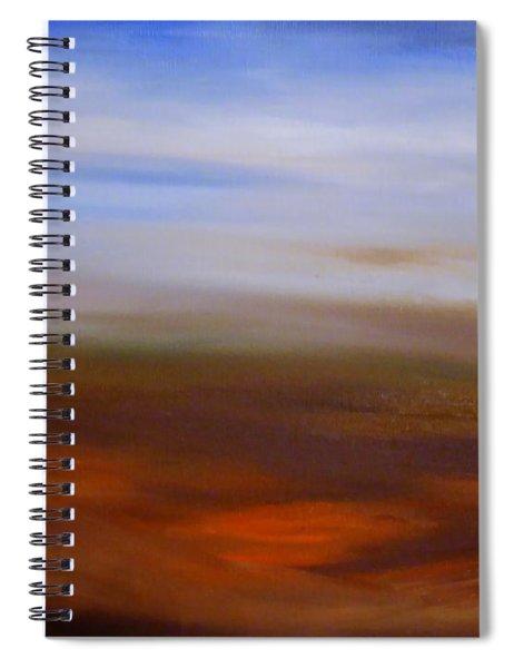 Seasons Changing Spiral Notebook
