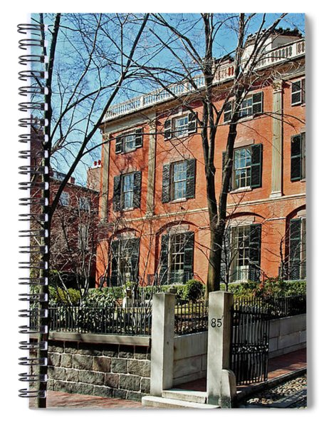 Second Harrison Gray Otis House  Spiral Notebook