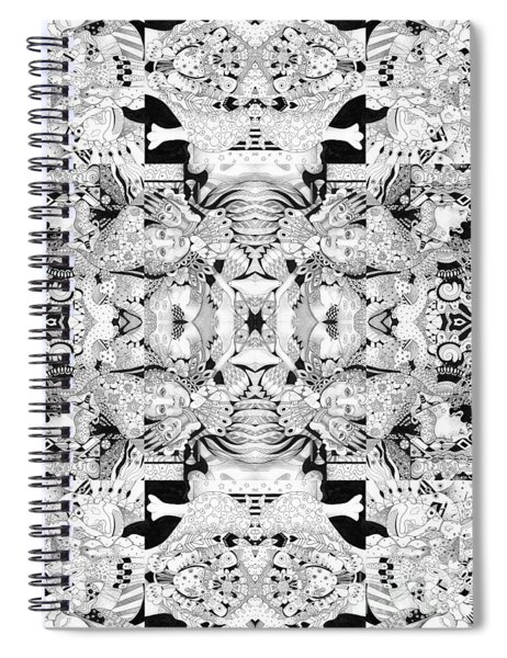 Second Sight 2 Spiral Notebook