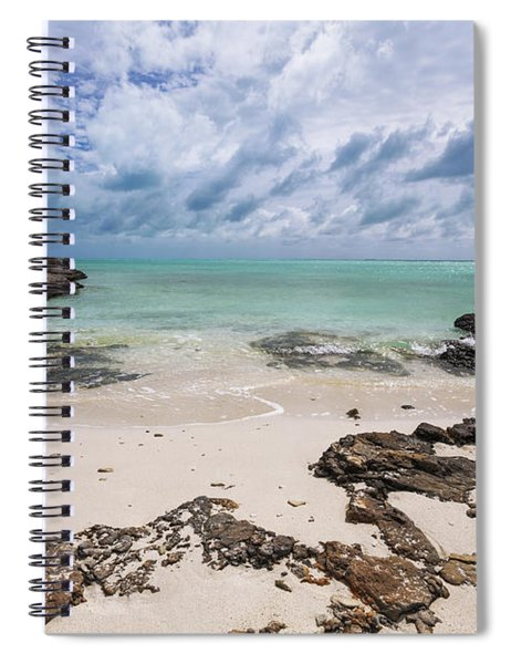 Secret Of West Harbour Spiral Notebook