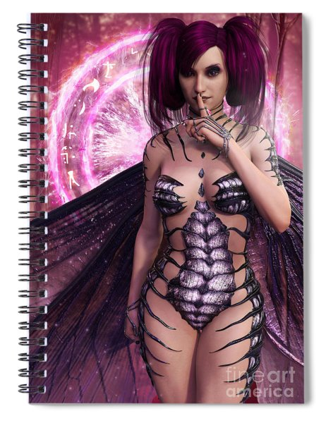 Secrets Spiral Notebook