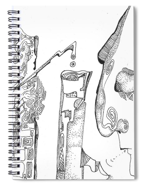 Secrets Of The Engineers Spiral Notebook