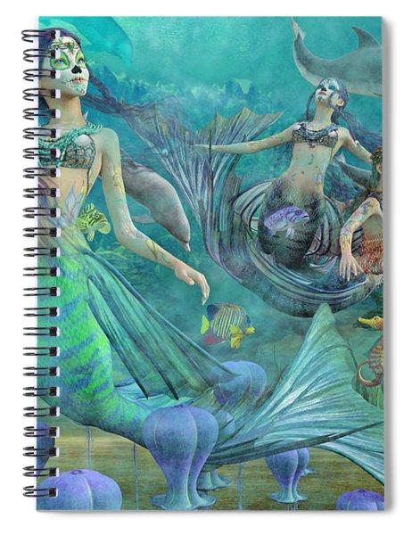Secrets We'll Never Tell Spiral Notebook