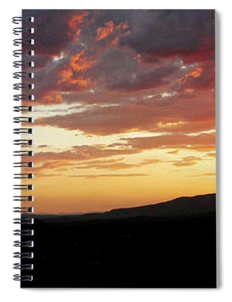 Sedona Sunset Spiral Notebook