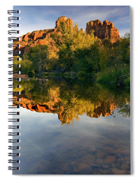Sedona Sunset Spiral Notebook